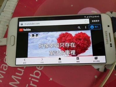 三星 SAMSUNG GALAXY A8 A800YZ  4G手機  32G 功能正常 操流暢 商品如圖 台中市