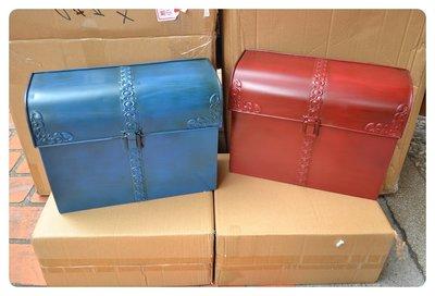 信箱 仿舊鐵製造型收納郵桶 包包造型 ...
