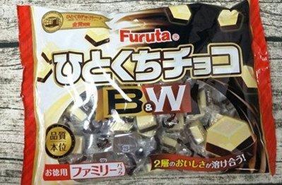 古田*黑白巧克力185g