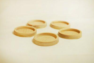 小目工坊 -現貨-【簡約無毒實木飼料盤】寵物 鼠窩 鼠用品 倉鼠 廚具 飼料盤 盤子 食器 器皿