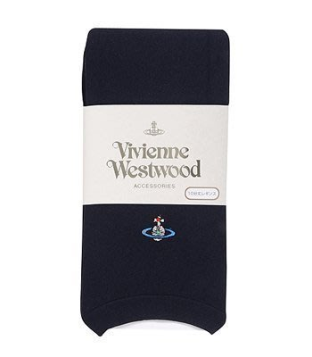 [En shop] 日本代購 vivienne westwood 土星logo 十分丈內搭褲 日本製 深藍 現貨