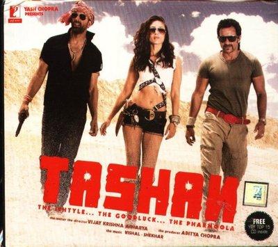 八八 - Tashan / Tara Rum Pum - Sunidhi Chauhan Udit Narayan