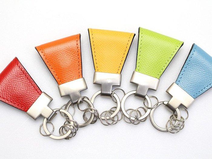 尼德斯Nydus~* 日本代購 Vintage Revival Productions皮件 磁扣式 皮革 鑰匙圈 -5色