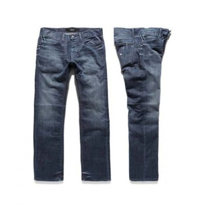 [CABAS滑板店] KR3W K SLIM A GED BLUE  深藍 │彈性布料 窄版直筒 滑板褲  貨到付款