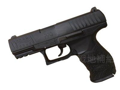 【戰地補給】WALTHER UMAREX真槍授權刻字PPQ 4.5mm膛線管喇叭彈轉輪式CO2手槍