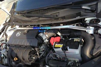 【童夢國際】D.R DOME RACING NISSAN SUPER SENTRA 引擎室拉桿 高強度輕量化