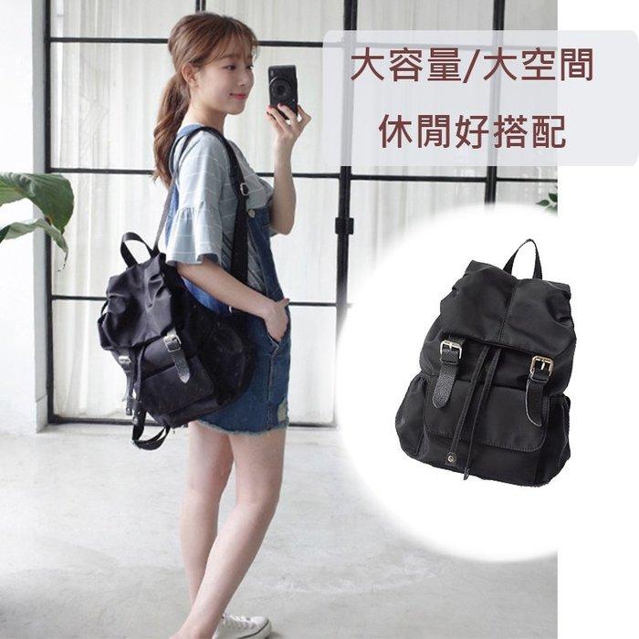 韓國連線 束口後背包 輕量防潑水尼龍後背包 書包 後背包 媽媽包 雙肩包 電腦包 包包 女包 尼龍後背包 女生包包 背包