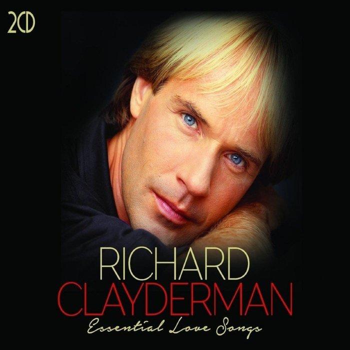 情歌精選輯 ESSENTIAL LOVE SONGS / 理查克萊德門 Richard Clayderman