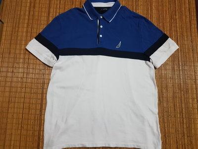 =^.^=  nautica  POLO衫  XL   ($70)