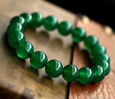 【新款】巴西佛珠綠瑪瑙手鏈批發旅遊紀念商務禮品展銷會民族風
