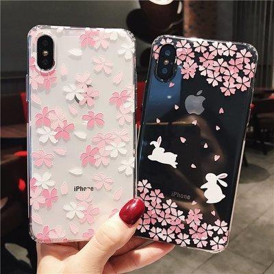 獨家爆賣秒殺款手機殼蘋果x手機殼透明軟硅膠iphone8plus/7plus浮雕花朵樹葉6/6s/8碎花