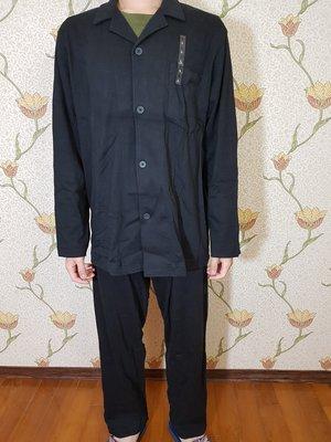 [MUJI無印良品]有機無痕棉睡衣褲 全新正品 L 編號:91934