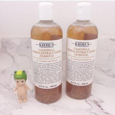 正品保證  Kiehls 契爾氏 金盞花植物 金盞化妝水 500ml契爾氏超值大容量 台北市