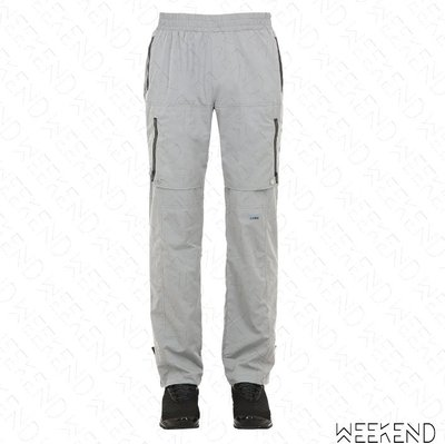 【WEEKEND】 C2H4 Workwear Function Chemist 化學製品 休閒 長褲 灰色