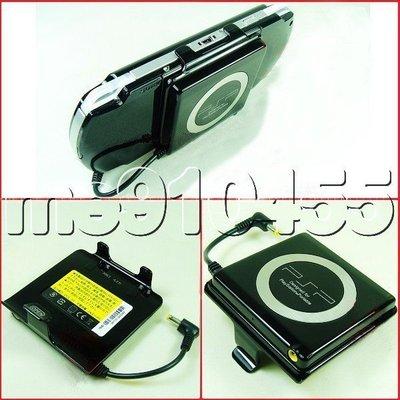 PSP 背掛電池 外掛電池 外接電池 充電電池 背扣電池 待機電池 2007/3007 薄機  黑色 有現貨
