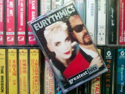 Eurythmics Annie Lennox + David A Stewart 舞韻1991年回顧精選輯 卡帶錄音帶
