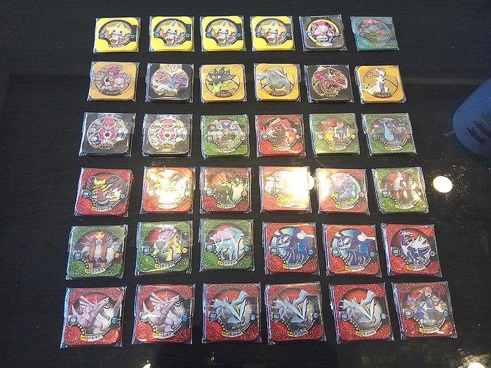寶可夢Tretta 全新閃卡福袋 一包6張 每包內保證有2張閃卡