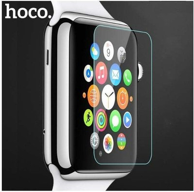 hoco Apple Watch 0.15mm 全貼合 9H 硬度 防爆 強化 玻璃 保護
