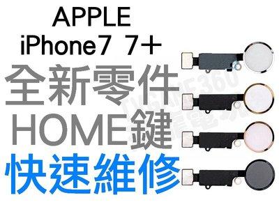 APPLE 蘋果 iPhone7 7+ HOME鍵總成 功能鍵 返回鍵 全新零件 專業維修【台中恐龍電玩】