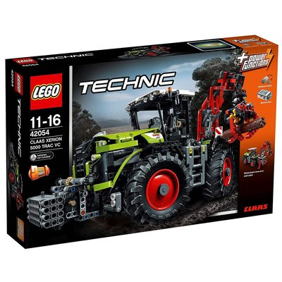LEGO Technic 42054 CLAAS XERION 5000 TRAC VC (全新)