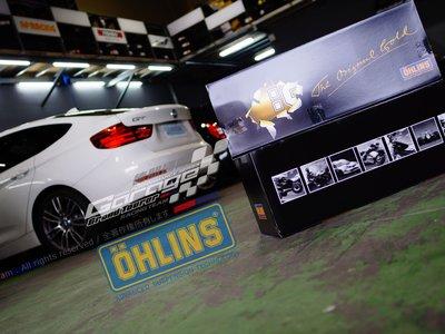 德朋國際 / BMW F30 F31 F34專用 Ohlins DFV 高階避震器組