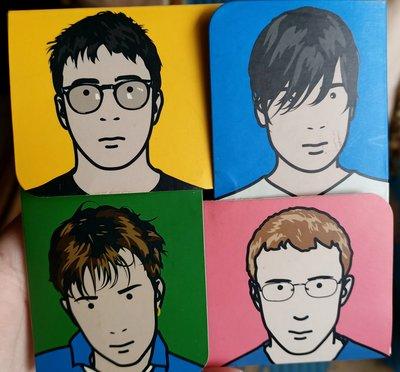Blur 布勒樂團 - 全紀錄精選 The Best Of(台灣獨佔宣傳版CD)