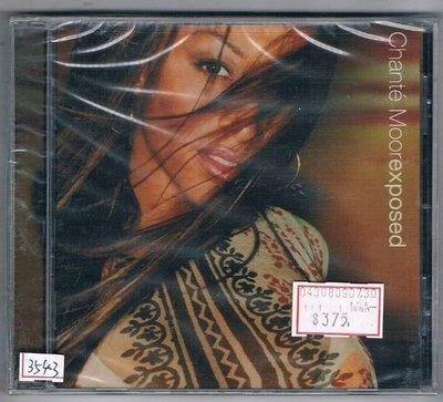 [鑫隆音樂]西洋CD-香堤魔爾Chanté Moore:曝露Exposed [008811237721]全新/免競標