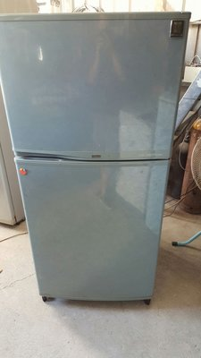 新格雙門冰箱七成新4000保固含運