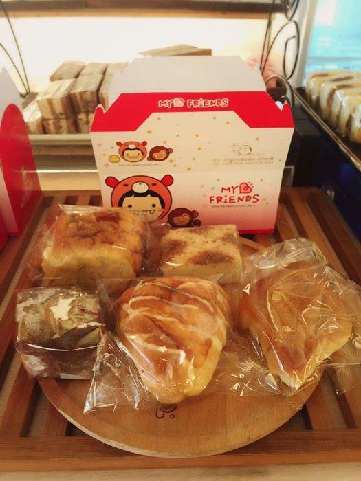 ❤ 雪屋麵包坊 ❥ 餐盒款式 ❥ 80元餐盒 ❥ Y 款 20160513