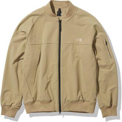 THE NORTH FACE Versatile Q3 Jacket 飛行夾克外套 NP21964。太陽選物社