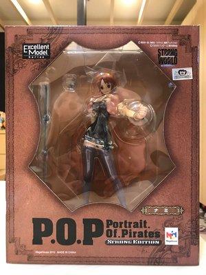 海賊王 航海王 POP P.O.P 【樂高熊】 強者天下 娜美 日版 全新未拆 保證正版