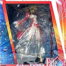 日本正版 clayz Fate/Extra 紅Saber 尼祿 1/6 模型 公仔 日本代購