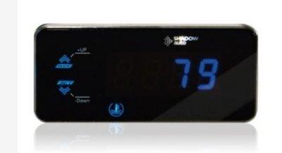 DJD19052359 Shadow 五合一多工顯示器 NA版 Mitsubishi 三菱 水溫錶 電壓錶 轉速錶
