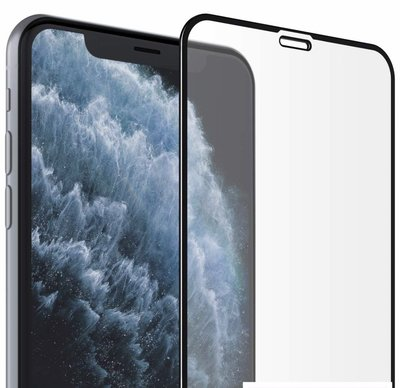 """Full-Coverage 3D Tempered-Glass Compatible for iPhone 11 Pro Max , Xs Max 6.5"""""""