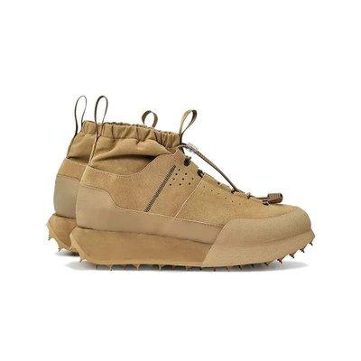 Ξ Øκ選物 Ξ Foot Industry足下工業株式會社 Stab Hiking [Latte] 機能戶外鞋