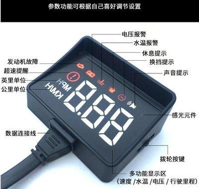 [三大保證 一年保固] HL-A100S 抬頭顯示器 HUD 白光 自動調節亮度 內建遮光罩 A100S