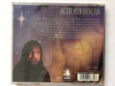 Paul Haslem Consort:Ancient moon rising sun