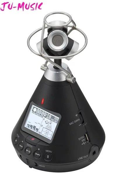 造韻樂器音響- JU-MUSIC - Zoom H3-VR 錄音裝置 錄音設備 !!『公司貨,免運費』