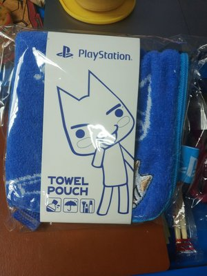 ps4 多樂貓毛巾袋 towel pouch