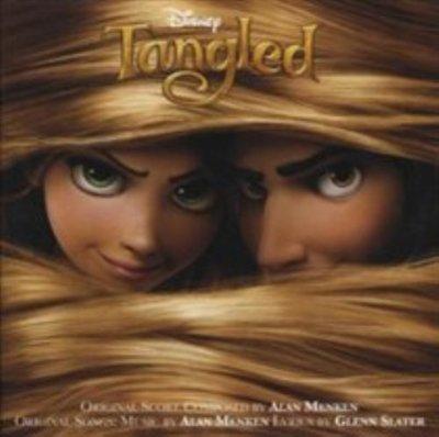 正版CD電影原聲帶《迪士尼》魔髮奇緣 特別版/Disney TANGLED SPECIAL EDITION全新未拆