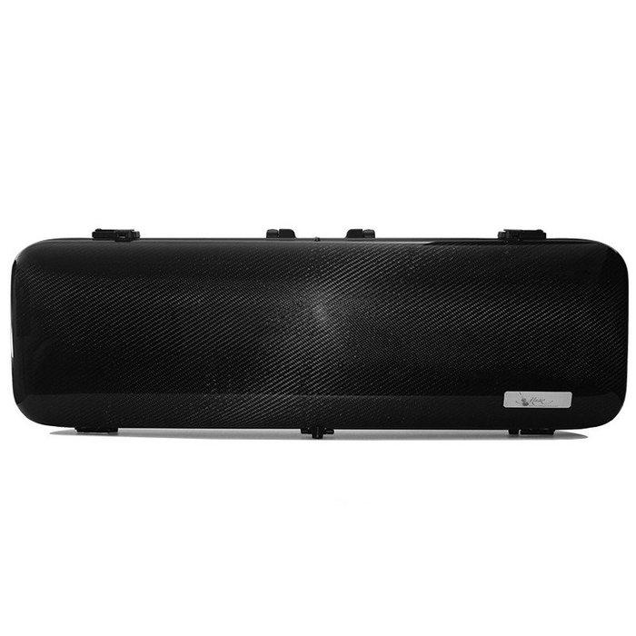【三益琴行】小提高強張碳纖維方盒-黑格