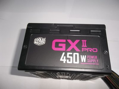 COOLER MASTER 酷媽,GX2 PRO 450W 80+,RS-450,銅牌電競版,五年保固,保修品