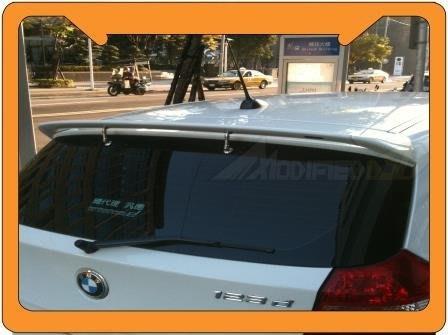 DJD 14-BM-E0554 BMW E87 120I 120D 130I AC式樣 尾翼