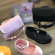 【巴西美鞋代購】梅麗莎 Mini Melissa兒童 素面瑪莉珍鞋 芭蕾舞鞋 香香果凍鞋 女童鞋 附包包可配親子
