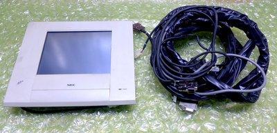 日本NEC FC-9855 PLC 控制器 人機介面 伺服驅動器 伺服馬達 變頻器 CPU主機板 PCB 電路板 工控板