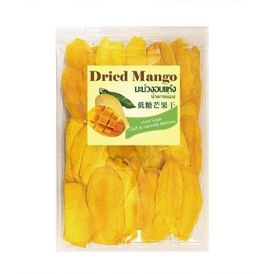 【拾味小鋪】泰國Dried Mango低糖芒果乾 200g泰國必買