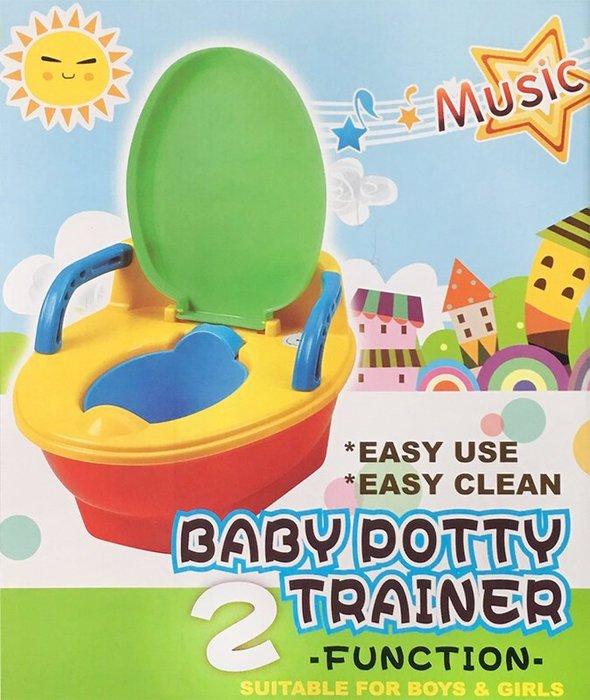 【otter】台灣製 多功能兒童學習音樂馬桶 【可裝在一般馬桶】 多功能學習便器 便盆 兒童馬桶 音樂馬桶