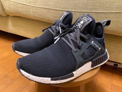 二手ADIDAS NMD R1 MASTERMIND JAPAN 聯名限量骷顱鞋