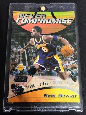 🐍1999-00 Stadium Club Never Compromise #NC17 Kobe Bryant