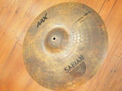 凱傑樂器 SABIAN 19吋 AAX TREMOR 系列銅鈸